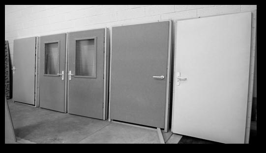 fourniture et r alisation de portes acoustiques isophoniques. Black Bedroom Furniture Sets. Home Design Ideas